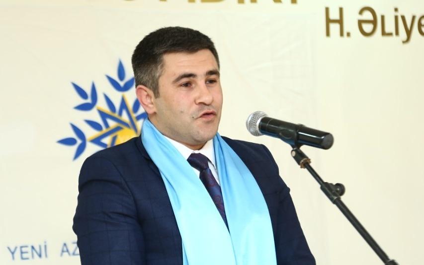 Tanınmış idman ustası Elvar Osmanovun doğum günüdür